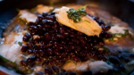 Tilapia with Black Beans