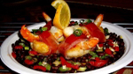 scallops_and_shrimp_with_a_black_bean_salad